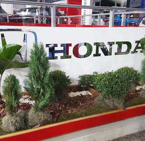 Stand Honda Dominicana