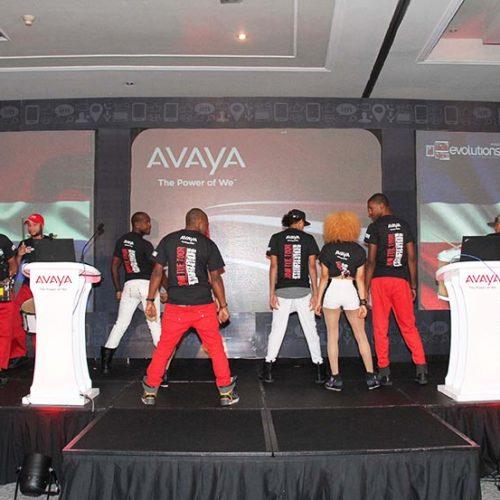 Promocion Avaya