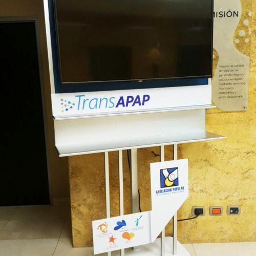 Display TRans APAP