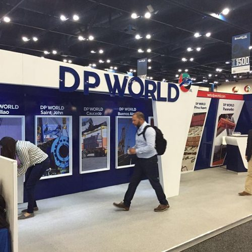 Stand DP World